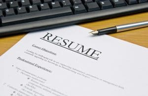 professional resume tips
